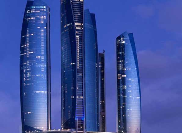 Etihad-Towers